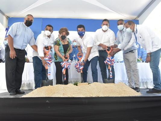 El INAPA inicia rehabilitación planta de tratamiento de aguas residuales en Barahona