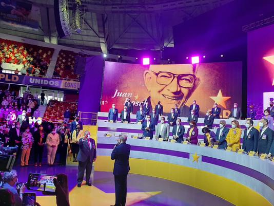 Anunciando que volverán al poder el PLD jumenta a Danilo como su presidente
