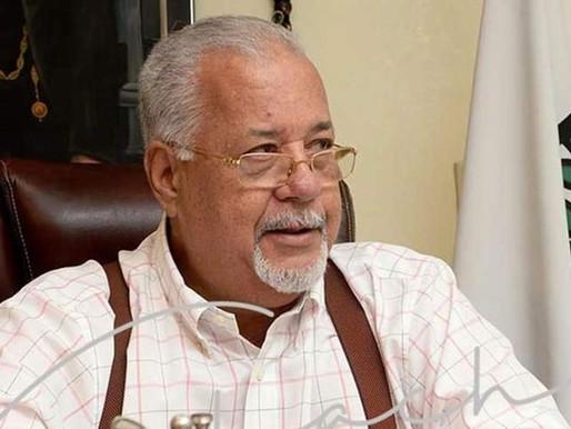 Muere quien fue alcalde  de Baní en varias oportunidades,Nelson Camilo Landestoy