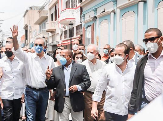 José Ignacio Paliza dice toque de queda ha dado resultado