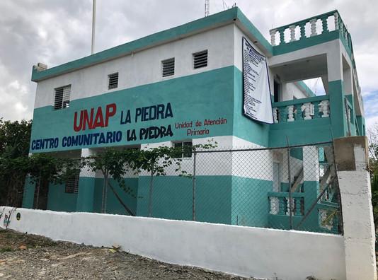 Comunidad La Piedra solicita al Gobierno la apertura de su único centro de salud la UNAP