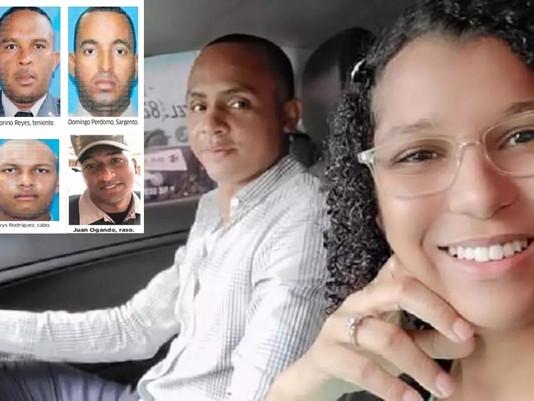 Un años de prisión a los acusados muertes esposos en Villa Altagracia
