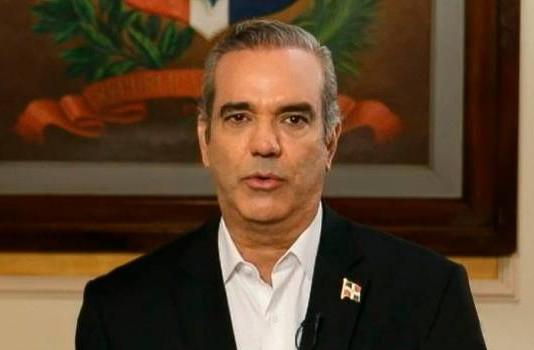Presidente Luis Abinader rinde informe de su primer mes