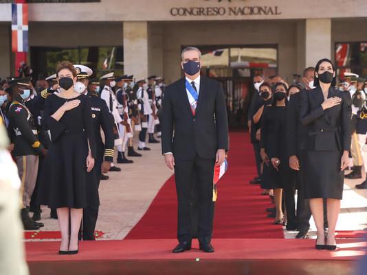 DISCURSO COMPLETO PRESIDENTE ABINADER RENDICIÓN DE CUENTAS ANTE LA ASAMBLEA NACIONAL