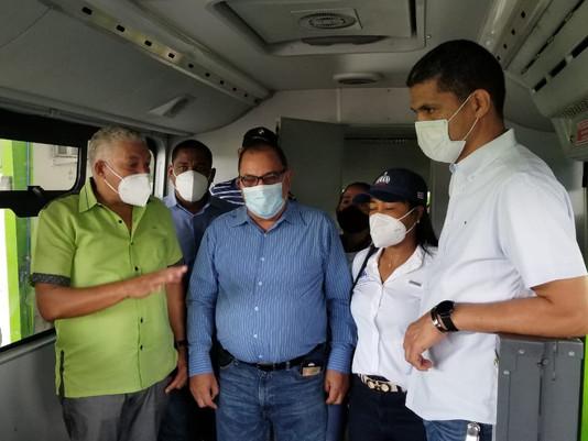 Director OMSA califica como exitosa jornada vacunación contra COVID-19