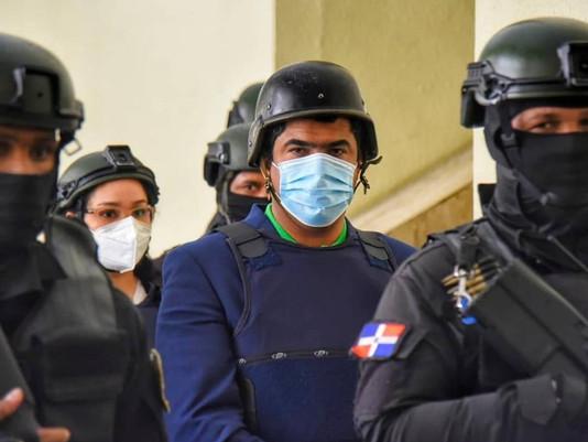 Ditan un año de prisión preventiva Luis Dicent y otros del caso lotería nacional