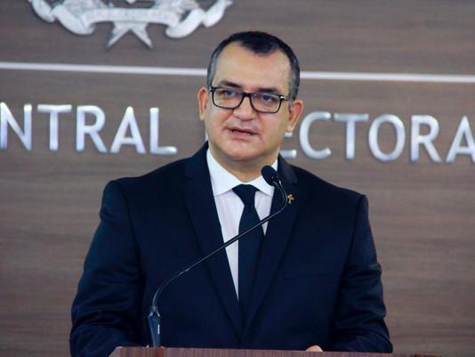 Jáquez Liranzo inicia los trabajos en  UNIORE para la Segunda Vuelta Electoral en Ecuador