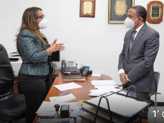 Procuraduría recibe  denuncia contra el exministro de Obras Públicas Gonzalo Castillo