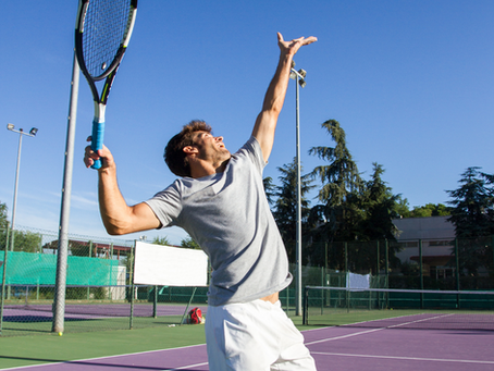 Everything You Need To Know About Tennis Elbow