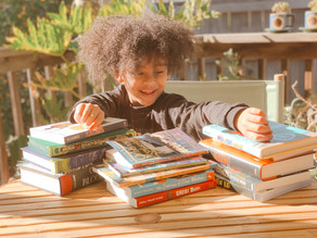 Chapter Books for Kids: Representation Matters