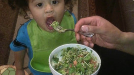 My 1yo's FAV Salad Recipe