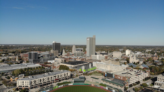 Downtown Fort Wayne, Indiana