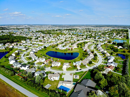 Suburban Fort Wayne, Indiana