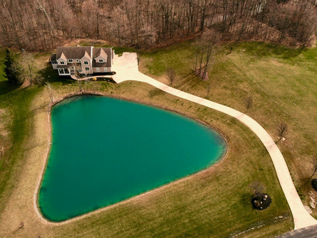 Huntington, Indiana - Real Estate - Aerial Photography