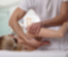 chiropractic adjustment of a female patient at Health-Pro Wellness