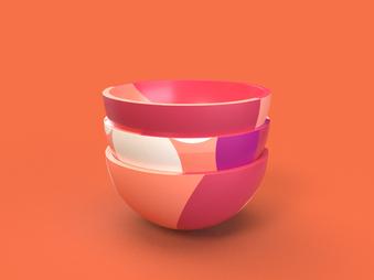 Bowl Mockup