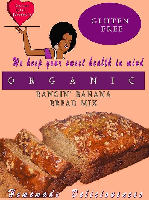 Bangin' Homemade Banana Bread Mix- Case (12)