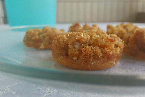 Dutch Apple Pie Cookies  (12)
