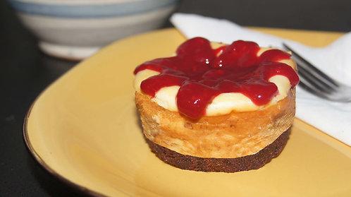 Petit Cheesecake Tart - per 1/2 dozen