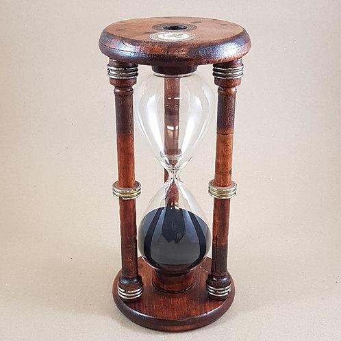 Black Sand Pirate Hourglass
