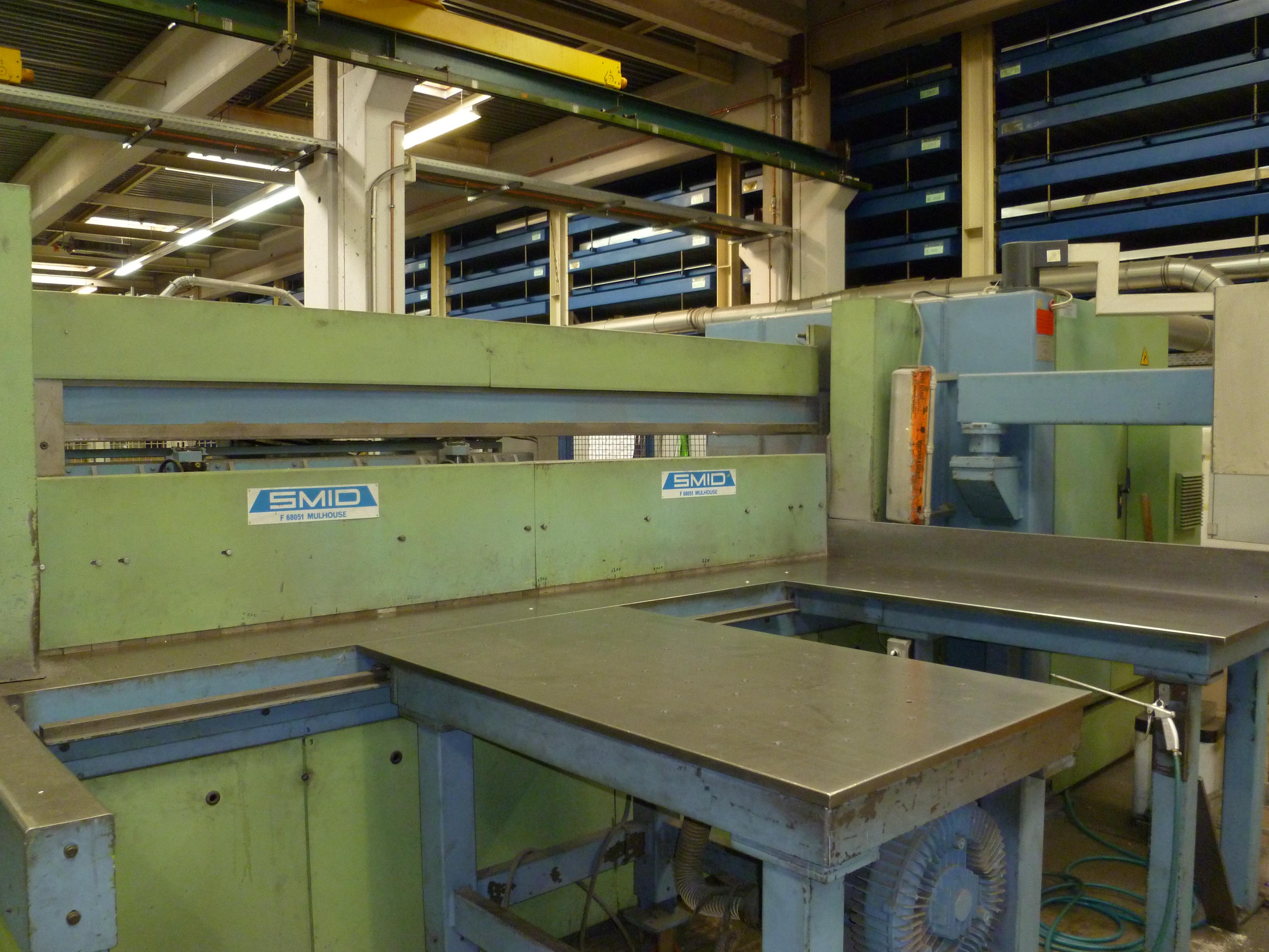 SMID Cut To Size Saw
