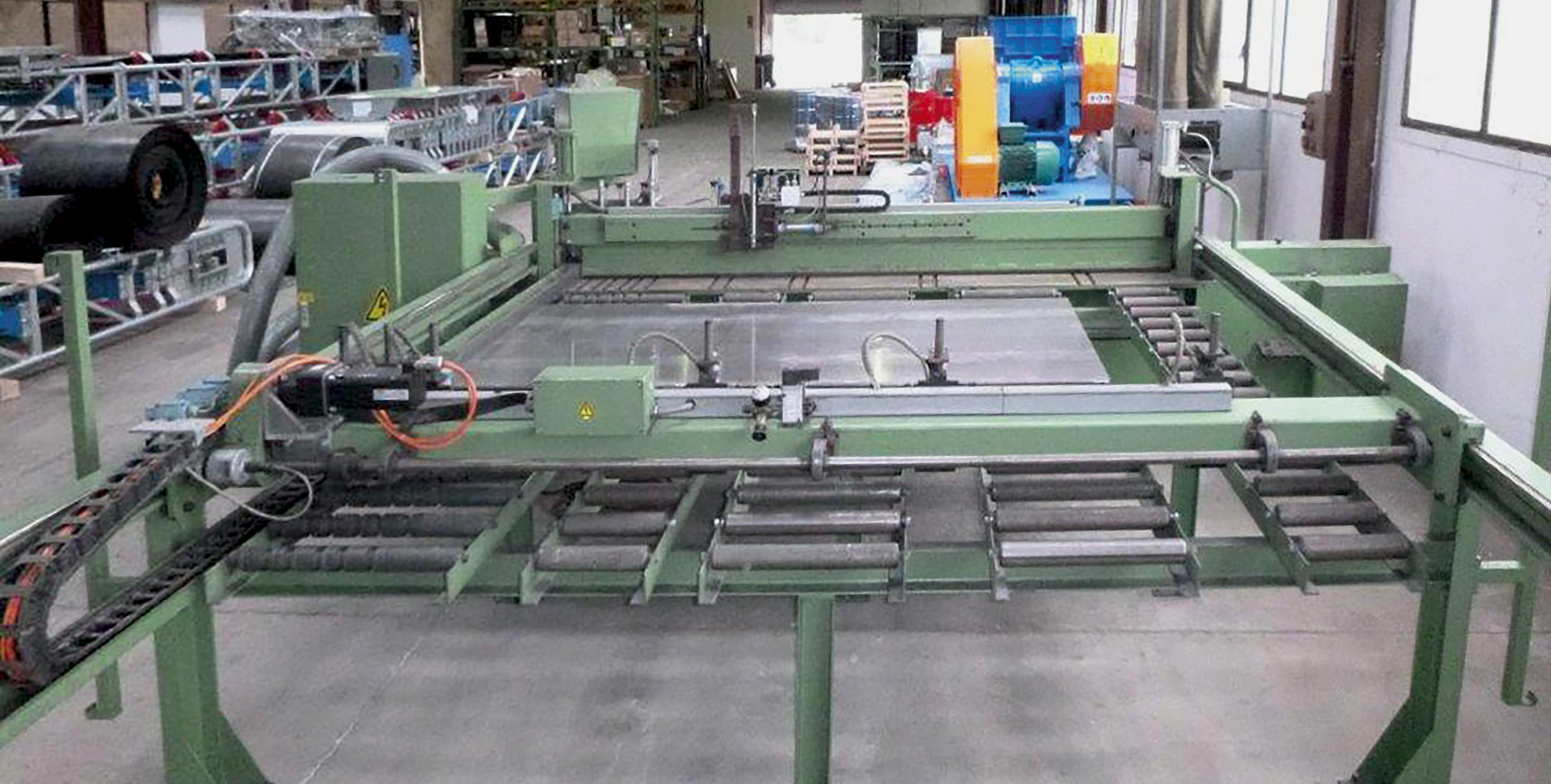 MAYER Plate Saw