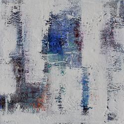 Acrylic on canvas 12x12 - SOLD