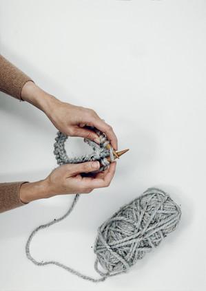 Jennifer Kronwitter, Knitter