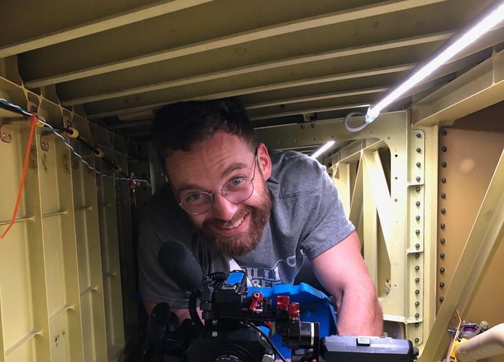 Mike Handler, Cinemathographer