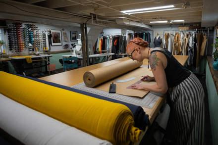 Kate VanAsten, Clothing Designer