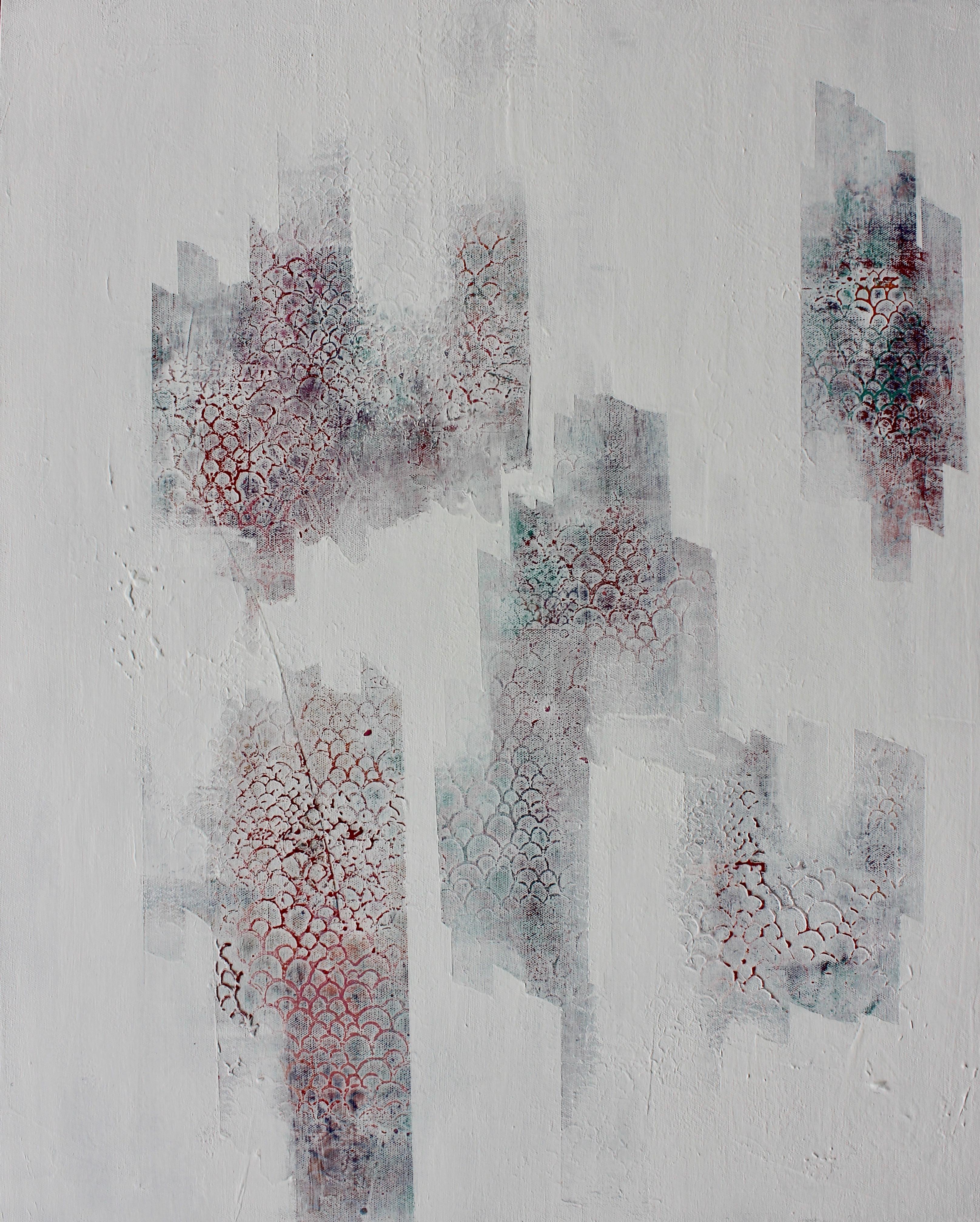 Acrylic on canvas 24x30