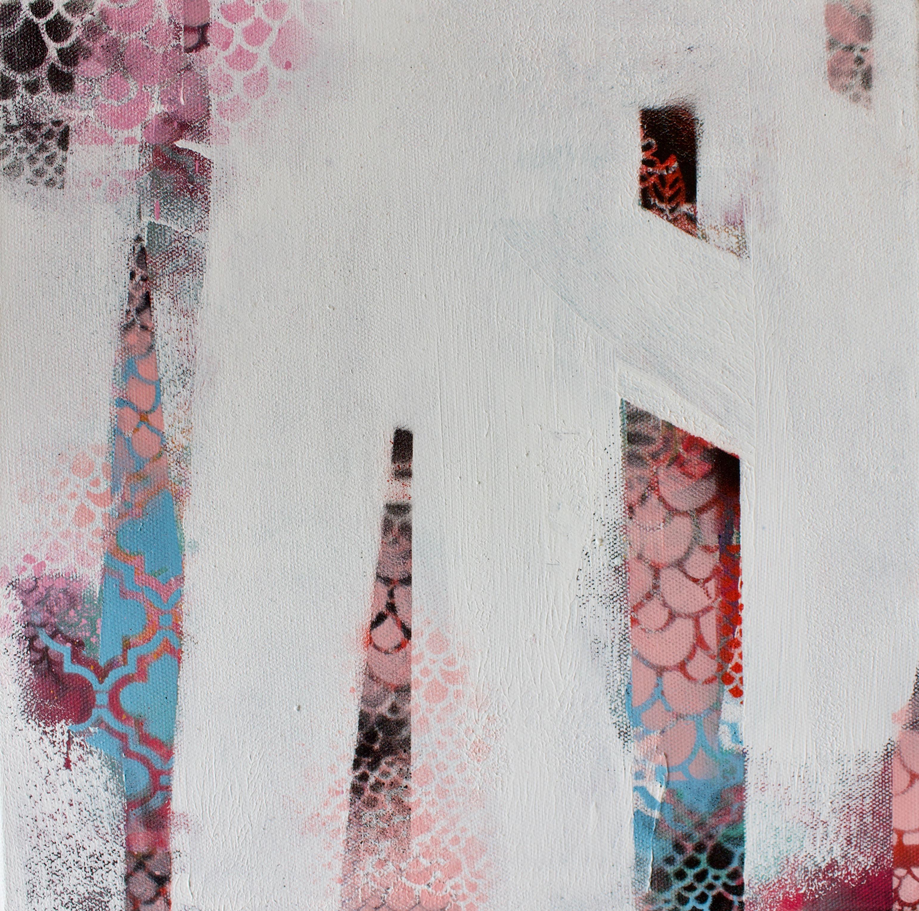 Acrylic on canvas 12x12