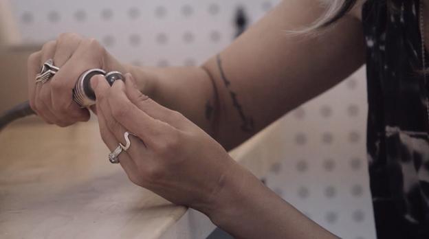 Tina Cannon, Jewelry Designer