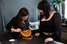 Jess Goehner, Handbag Designer