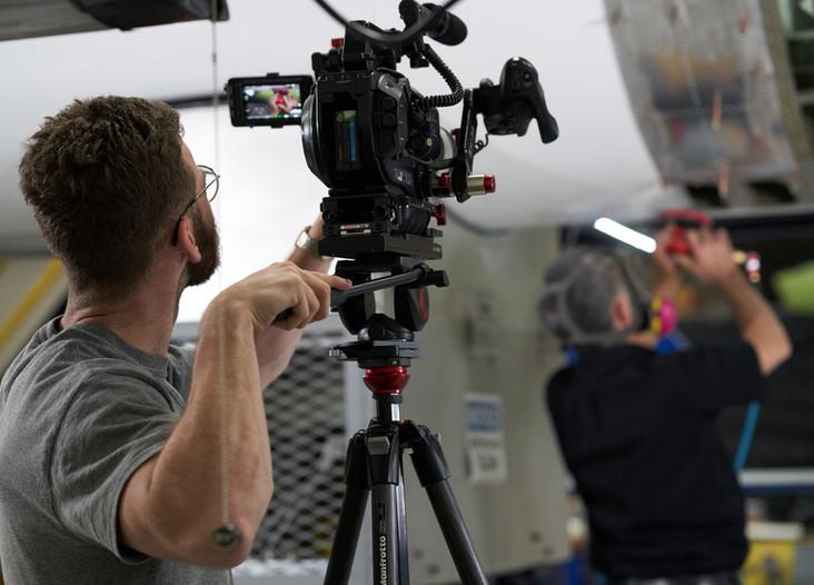 Mike Handler, Cinematographer