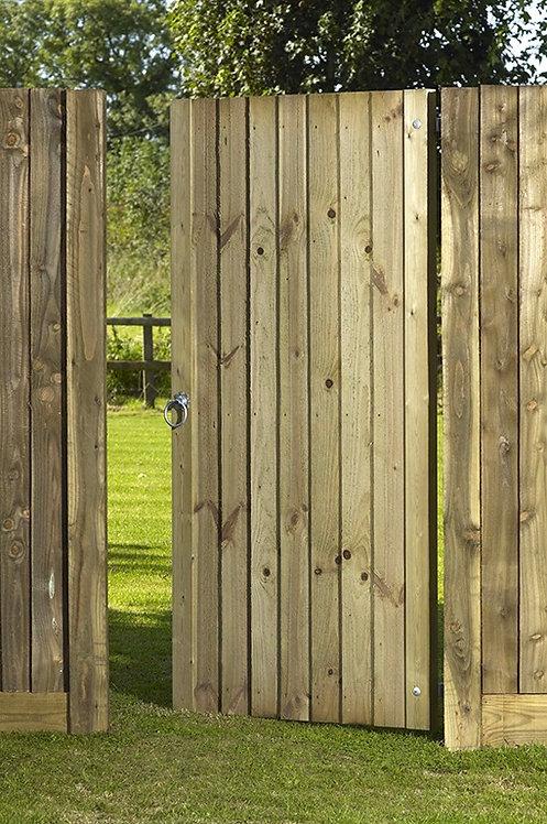 Closeboard gate 1750mm