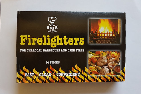 Firelighters 14 sticks