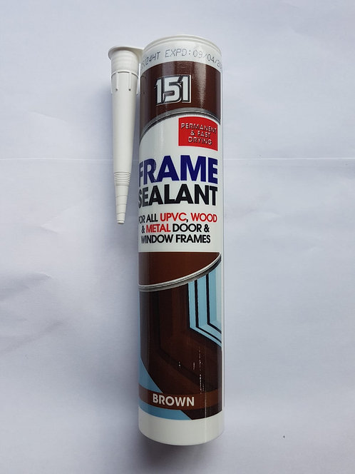 FRAME SEALANT BROWN 310Ml