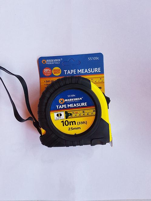 10m tape measure