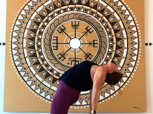 Meet Your Yoga Teacher, Katie