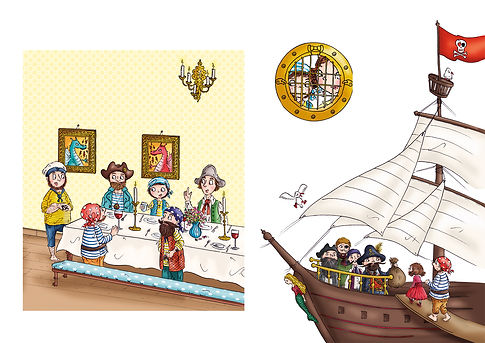 Das Geheimnis der Piratendrachen Bücherbär Erstleser Kinderbuch 1. Klasse ©arena