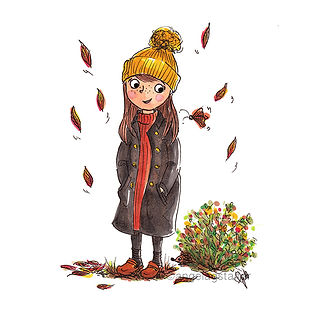 ©angelagstalter kidsillustration, childrensbookillustration