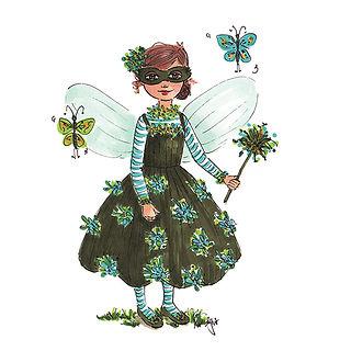©angelagstalter , fashion illustration, watercolour, modezeichung, modeillustration, costume illustration
