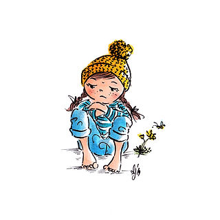 Kinderbuch Illustration, children's book illustration, character design, cute illustration, Kinderbuchillustration, ©angelagstalter