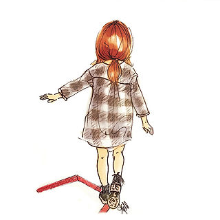 ©angelagstalter , kids fashion illustration, fashion illustration