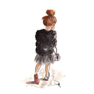©angelagstalter kidsillustration, childrensbookillustration, kids fashion illustration