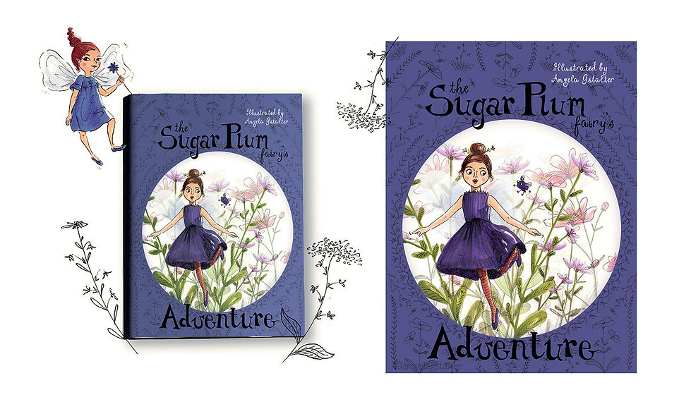 Kinderbuchillustration, Children's book illustration, cute, character design, colourful, niedlich, cover, book cover