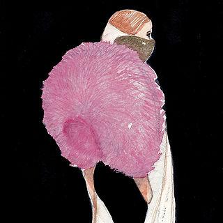 ©angelagstalter , fashion illustration, watercolour, modeillustration, drawing fashion