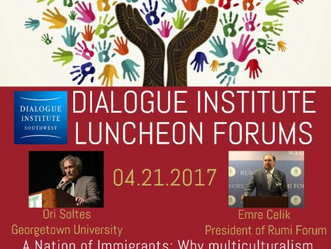Dialogue Institute Luncheon Forums