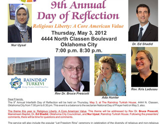 9th Annual Day of Reflection